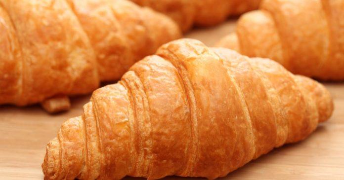 Croissants au beurre