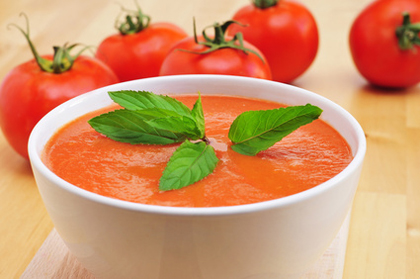 Soupe-tomates