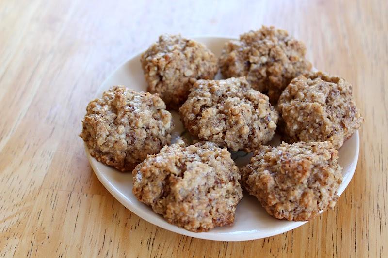 Biscuits typiques du Piémont: