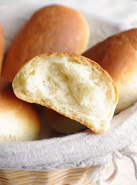 petits pains au lait