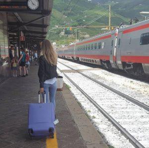 Tour de l'Italie sans gluten » de Nathalie