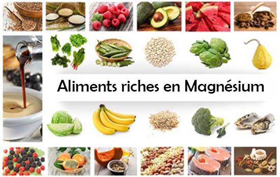 Aliments riches en magnésium   Recettes Italiennes