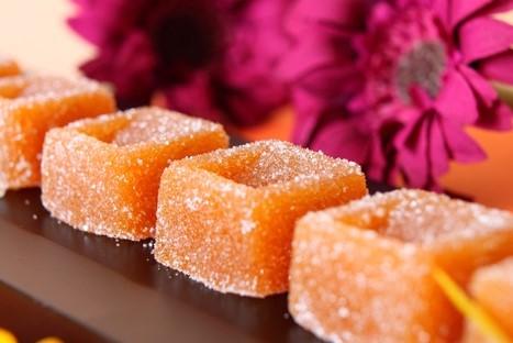 Pâte de fruits à l'abricot