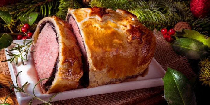 Filet De En Bœuf Croute Au Foie Gras Recettes Italiennes