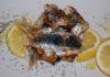 Sardines en becfigues