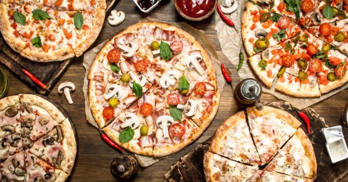 Pizzas italiennes.. les garnitures classiques