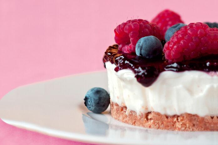 Le gâteau de la princesse Mirtilla